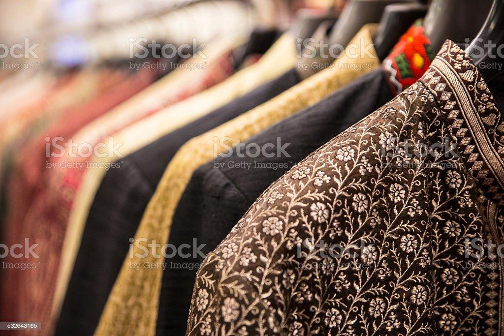 Indian Clothing stock photo