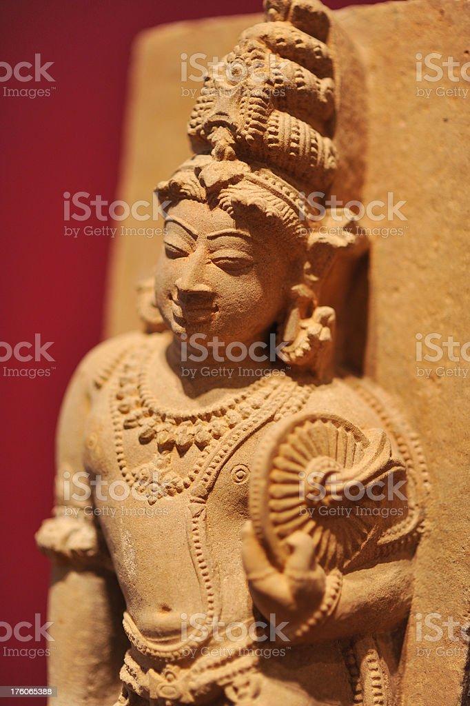 Indian deity royalty-free stock photo