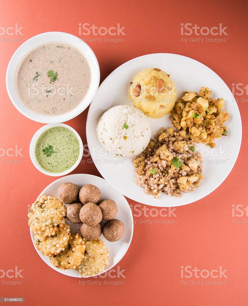 Indian fasting food recipes mahashivratri food navratri food vrat indian fasting food recipes mahashivratri food navratri food vrat food royalty free forumfinder Choice Image