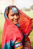 Indian Girl Posing