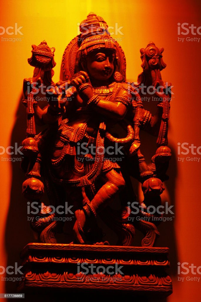 Indian God stock photo