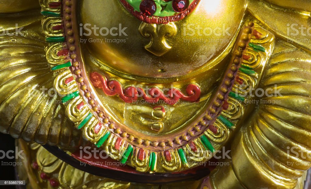 Indian Handicrafts stock photo
