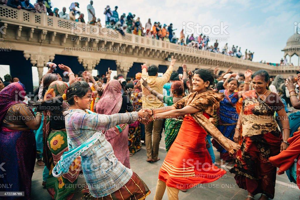 Indian Holi stock photo
