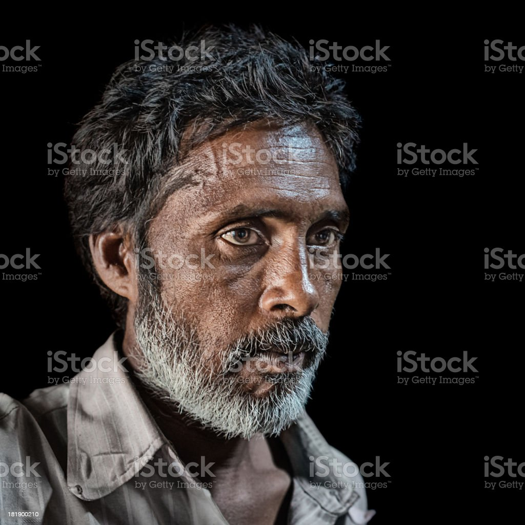 Indian male royalty-free stock photo