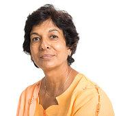 Indian mature woman