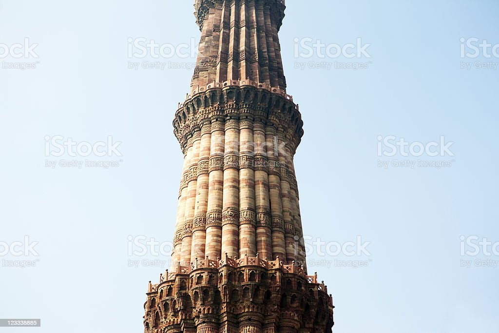 Indian mosque complex royalty-free stock photo