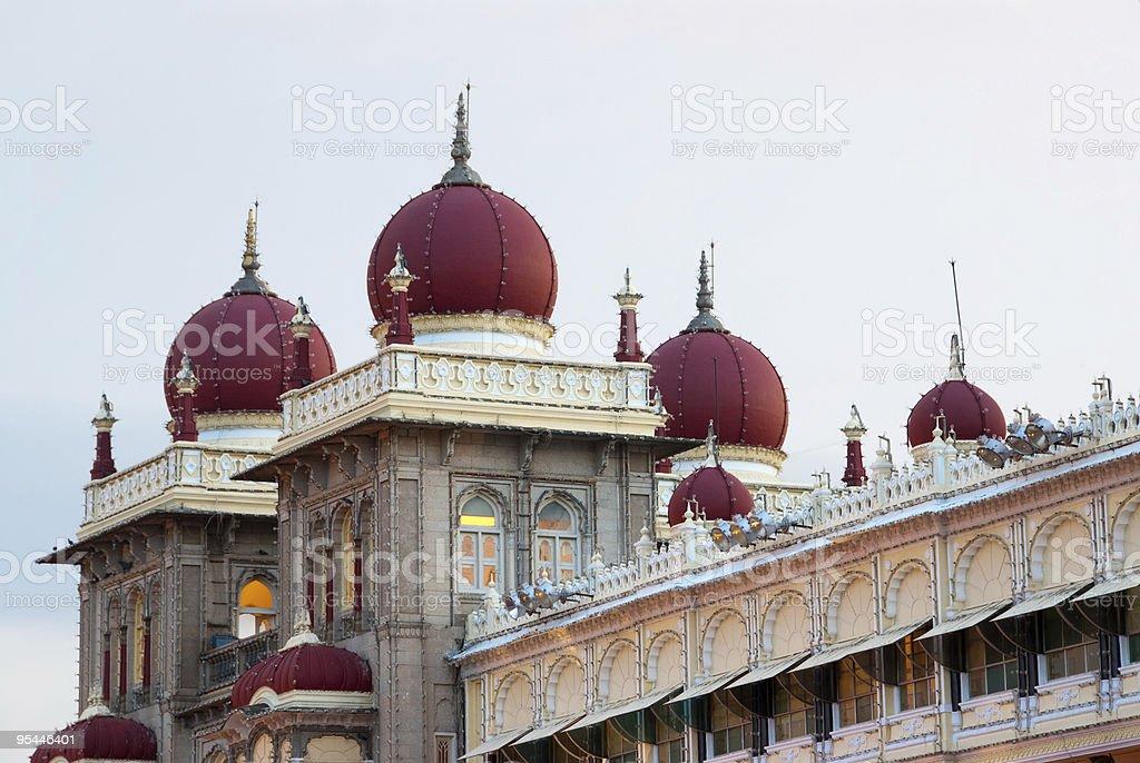 Indian Palace royalty-free stock photo