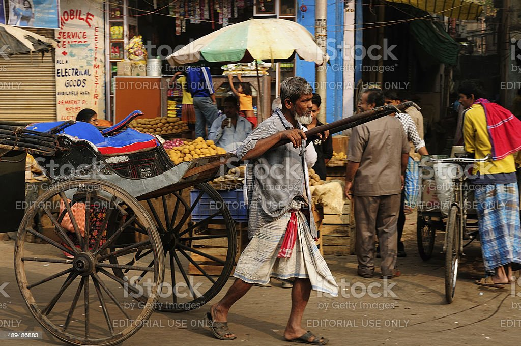 Indian people stock photo