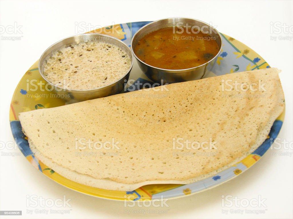 Indian Recipe royalty-free stock photo