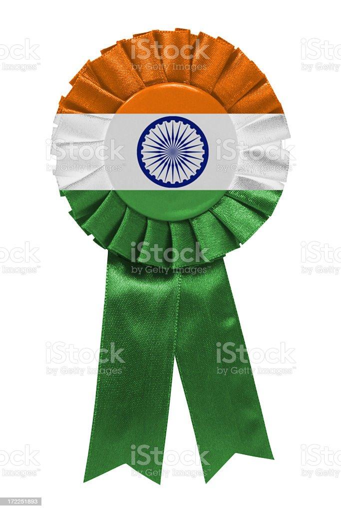 Indian ribbon royalty-free stock photo