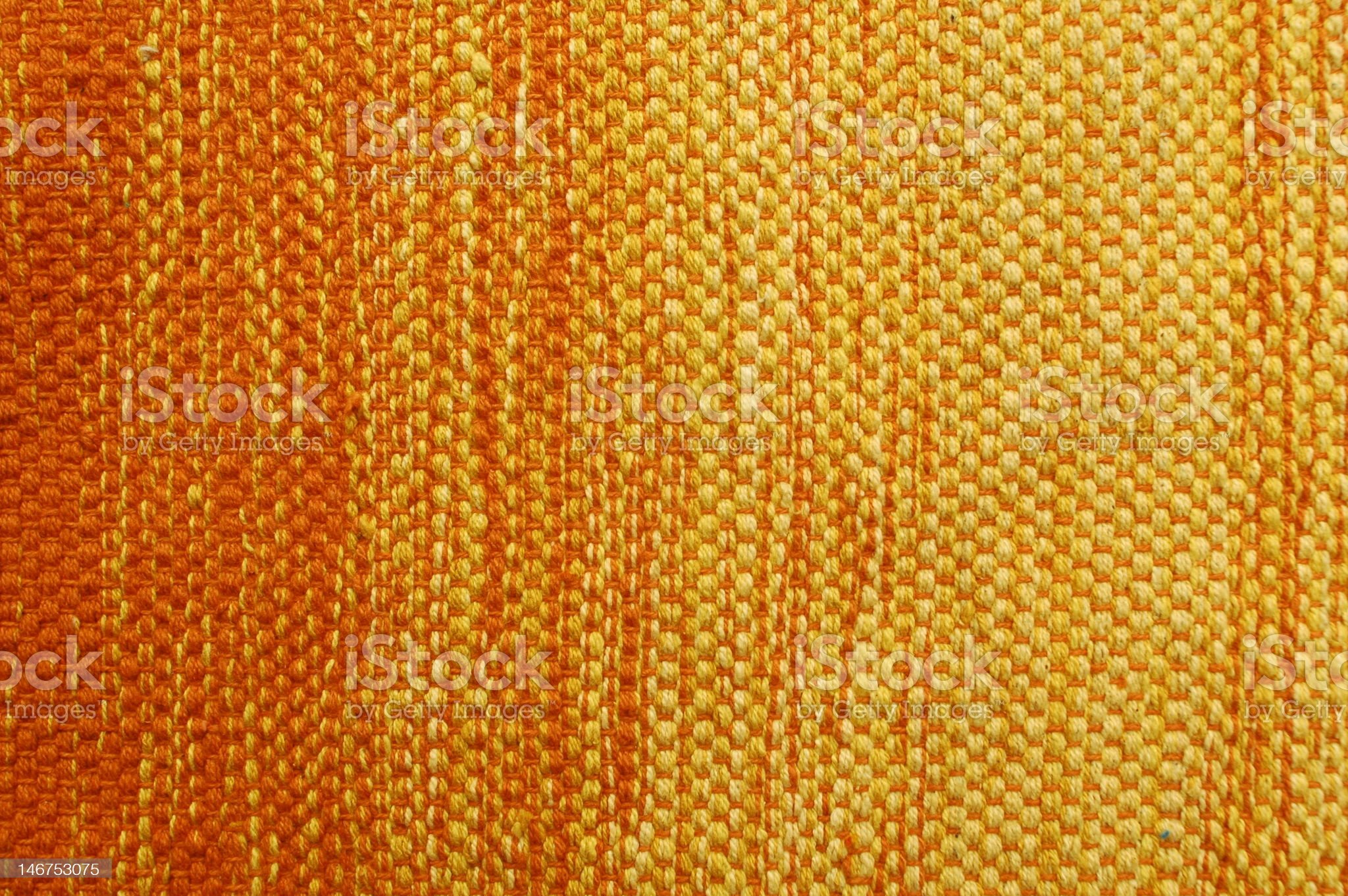 Indian Rug Texture royalty-free stock photo