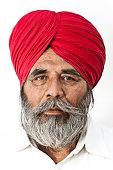 Indian Senior Man