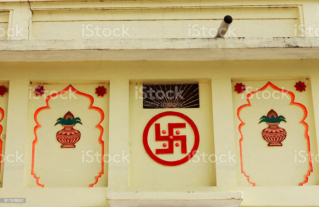 indian signs stock photo