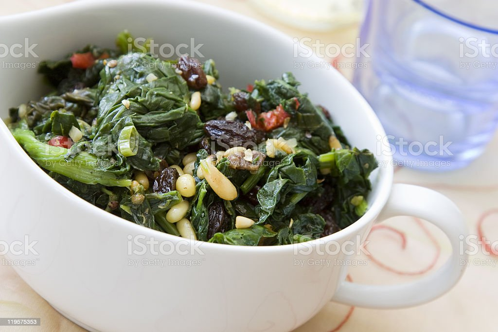 Indian Spinach royalty-free stock photo