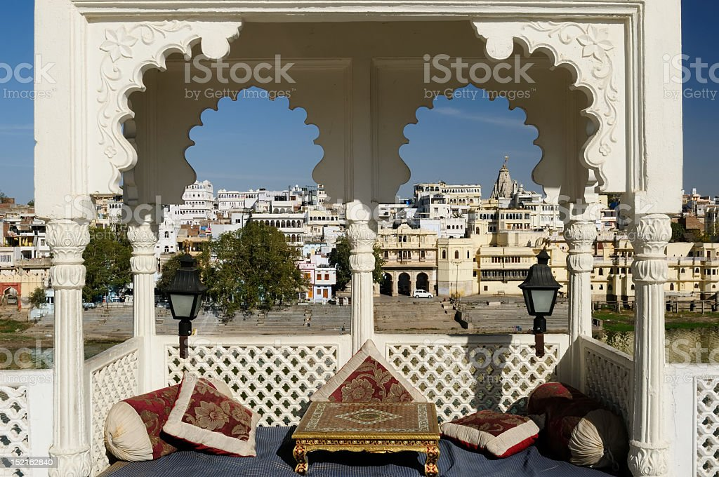 Indian style stock photo