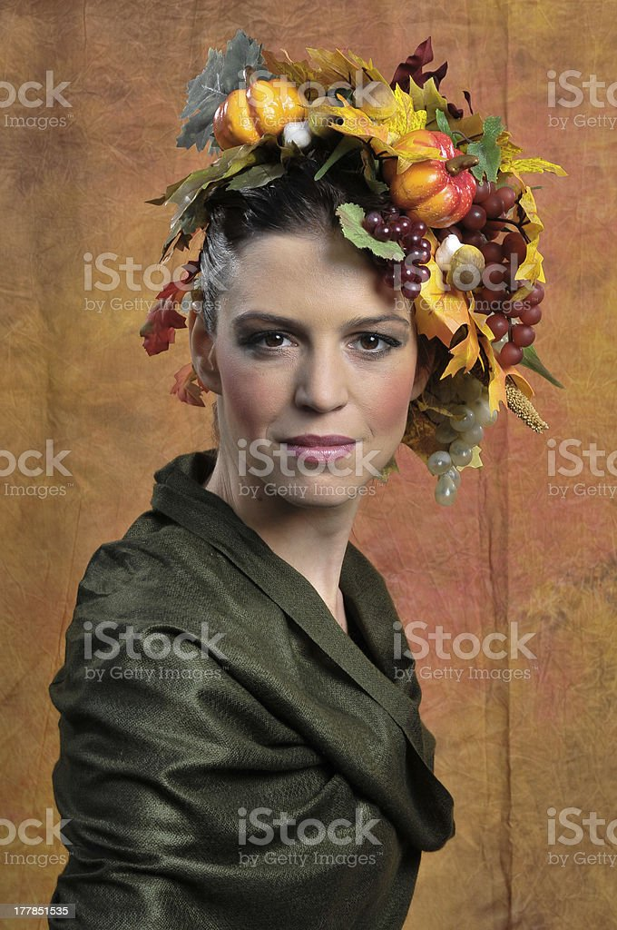 Indian summer royalty-free stock photo