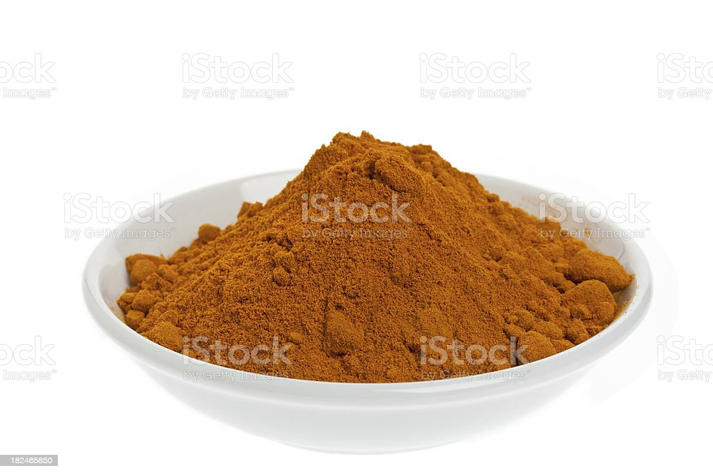 Indian Turmeric royalty-free stock photo