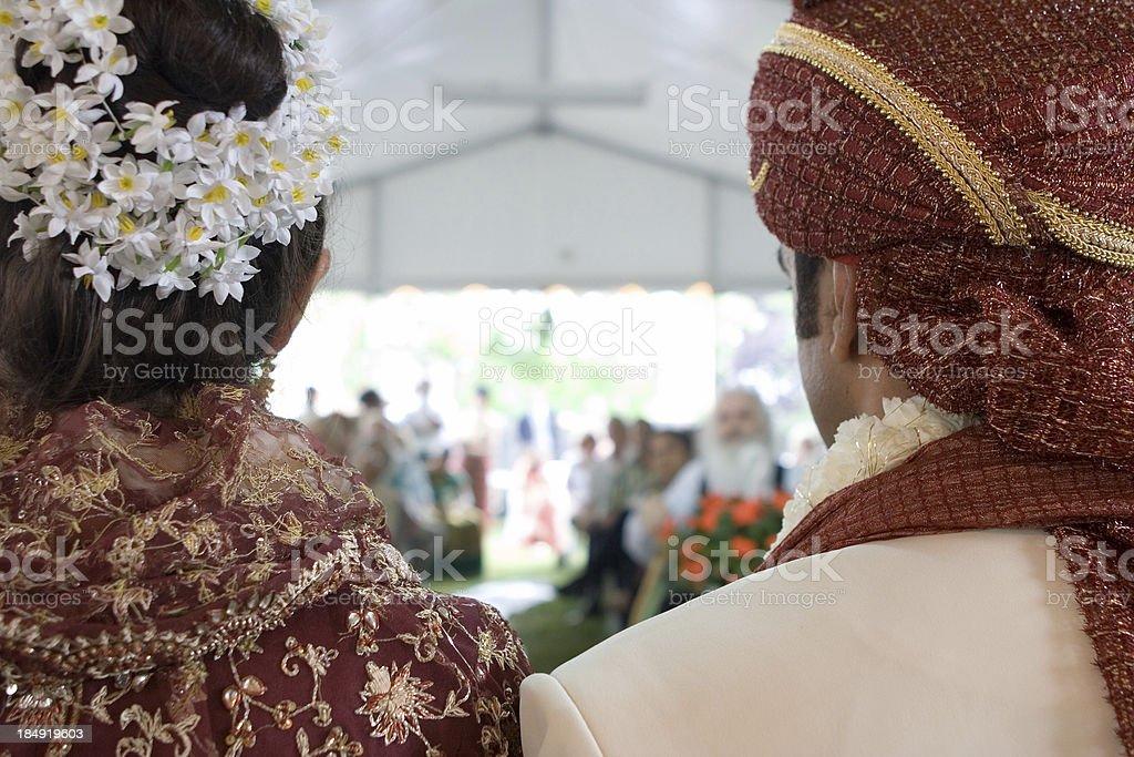 indian wedding royalty-free stock photo