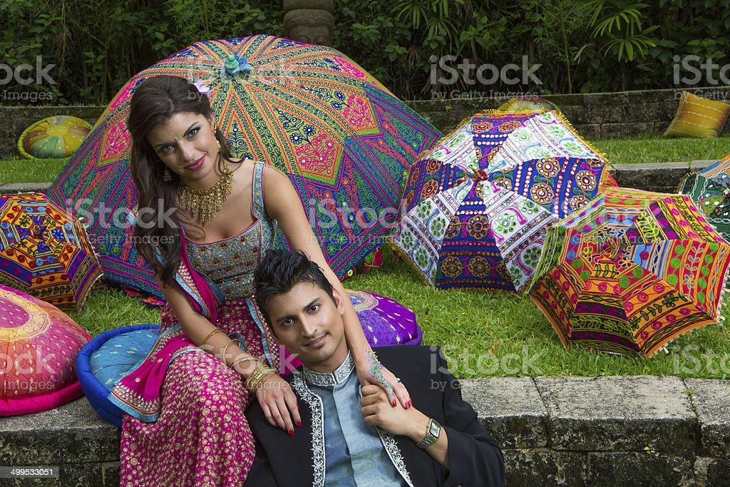 Indian Wedding stock photo
