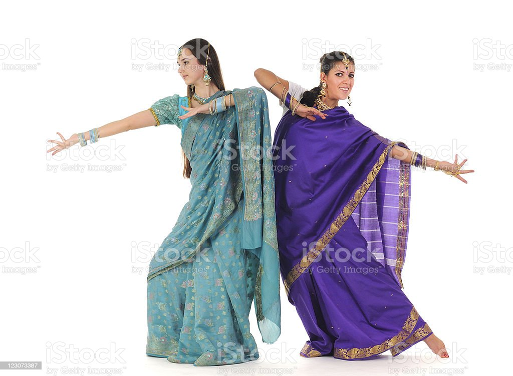 Indian women royalty-free stock photo