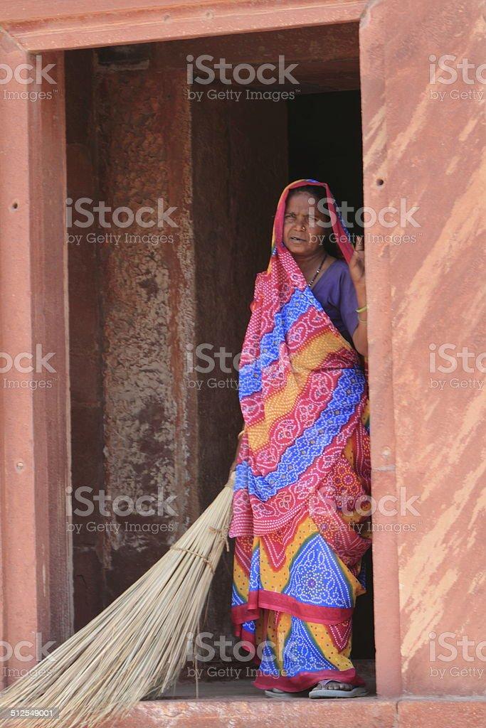 Indische Frauen stock photo