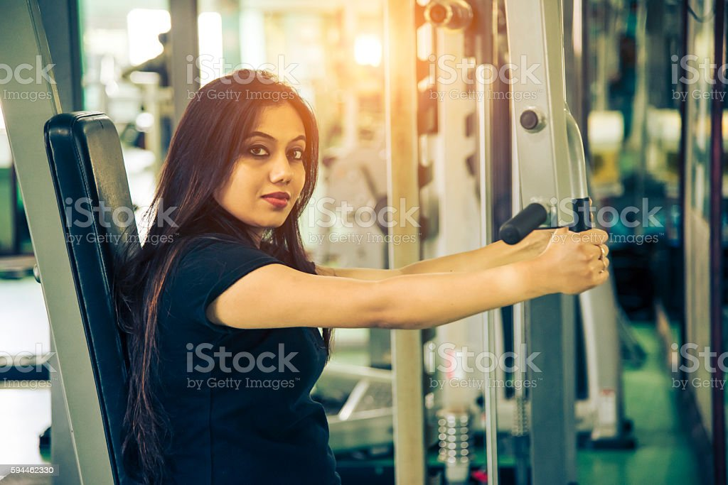 Indian women stock photo