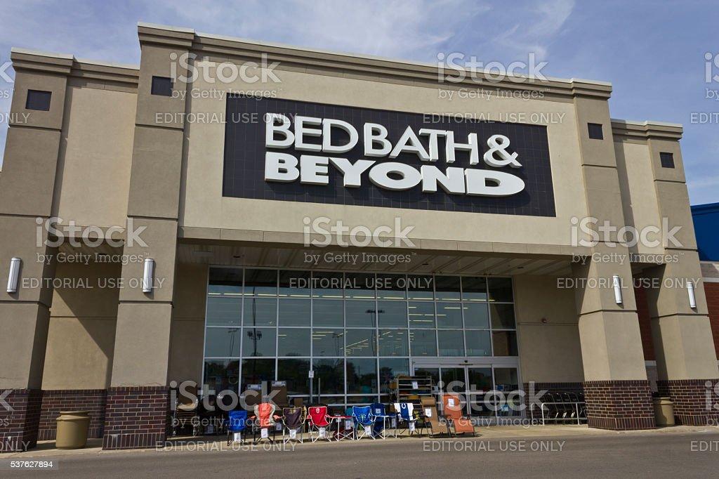 """Indianapolis-Salle de bains de la chambre au-delà de l """" emplacement que j'ai & vente photo libre de droits"""