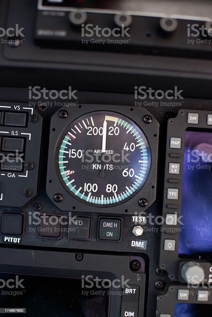 Indicator stock photo