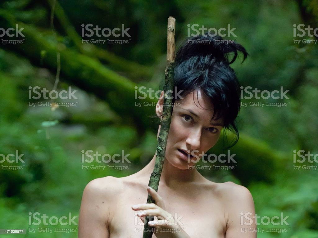 Indigenous Affaire royalty-free stock photo