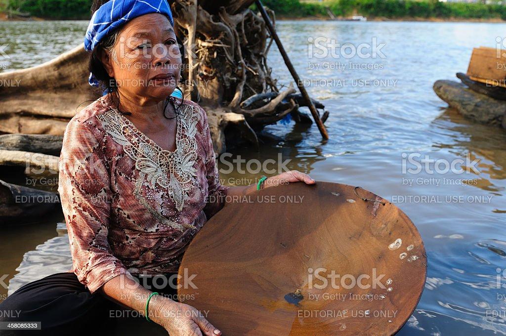 Indonesia ethic stock photo