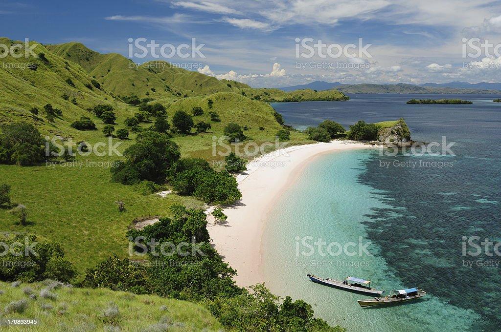 Indonesia, Flores, Komodo National Park stock photo