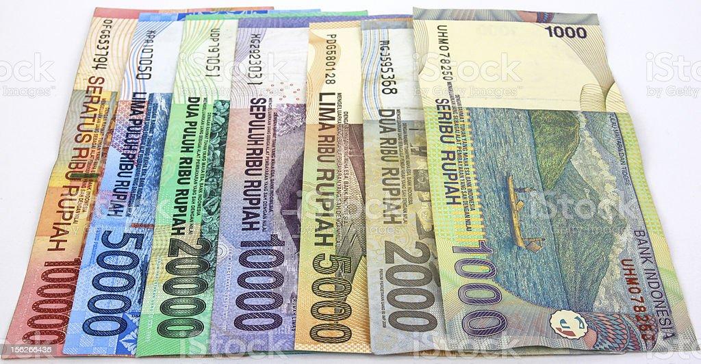 Indonesia Money royalty-free stock photo