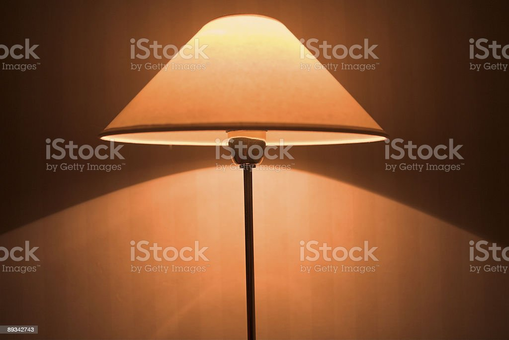 indoor lamp royalty-free stock photo