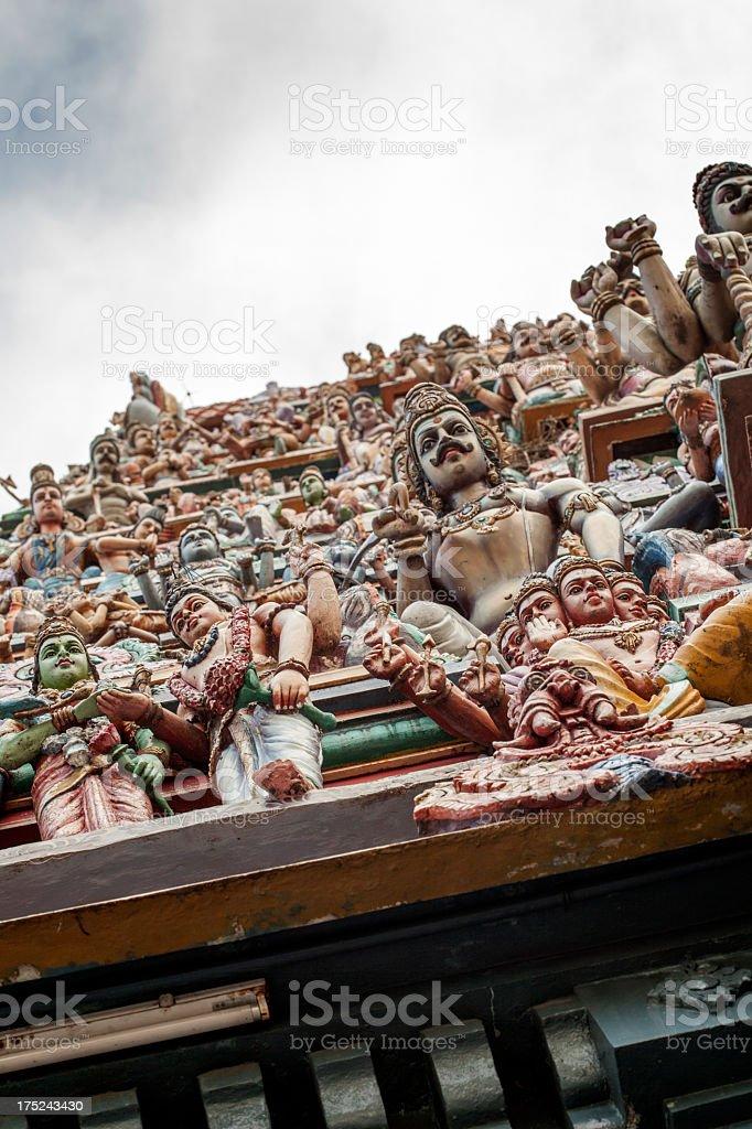 Indu temple royalty-free stock photo