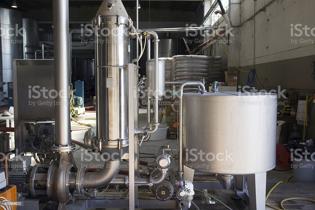 industria details royalty-free stock photo