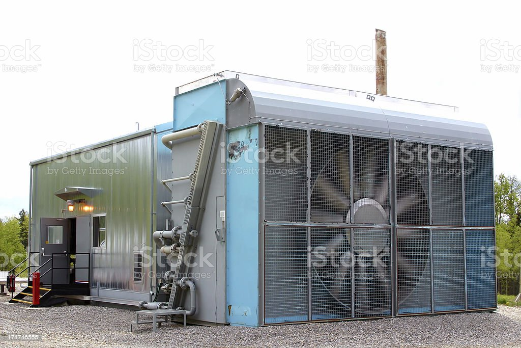 Industrial 12 stock photo