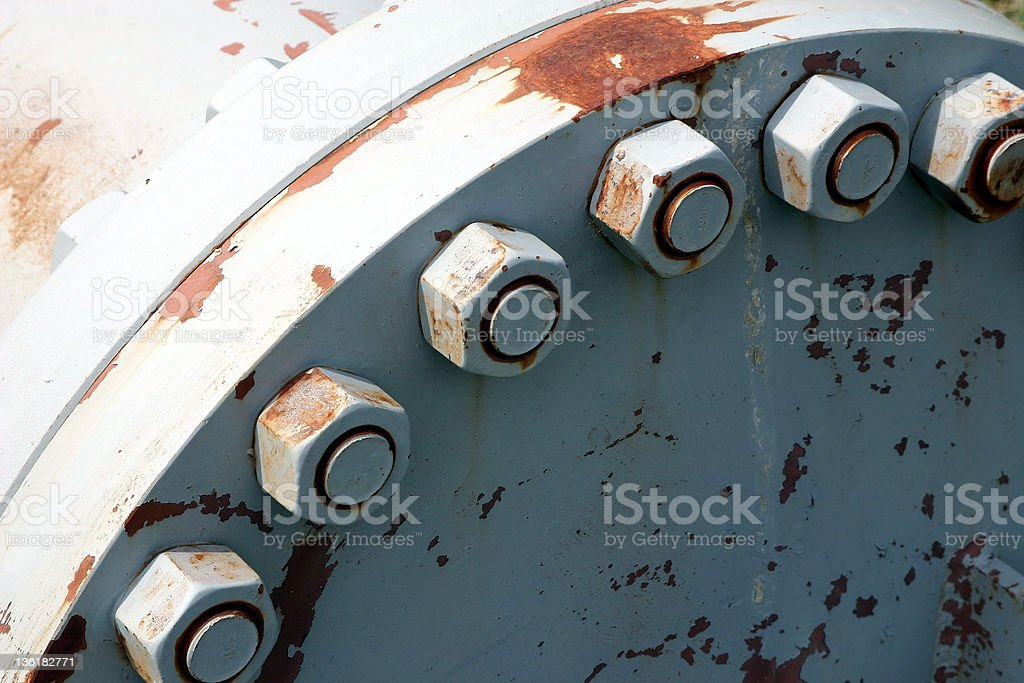 Industrial 16 royalty-free stock photo
