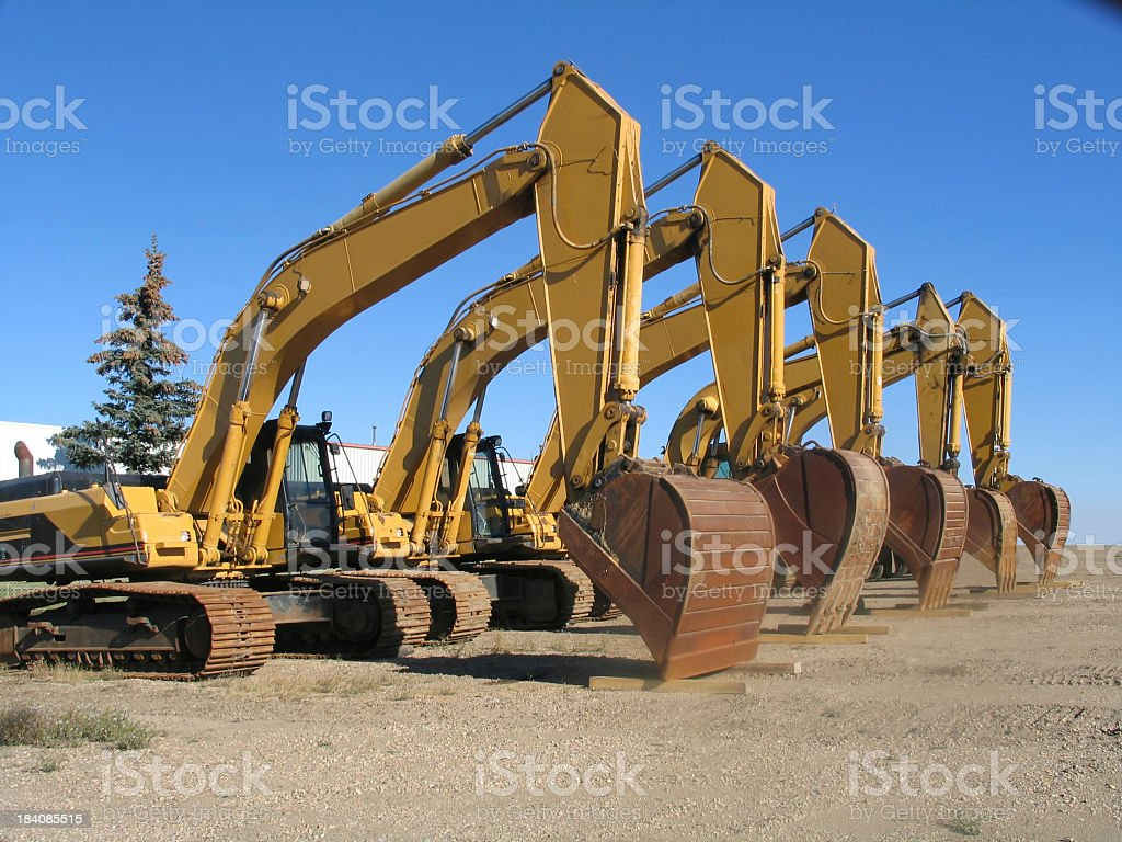 Industrial 3 royalty-free stock photo