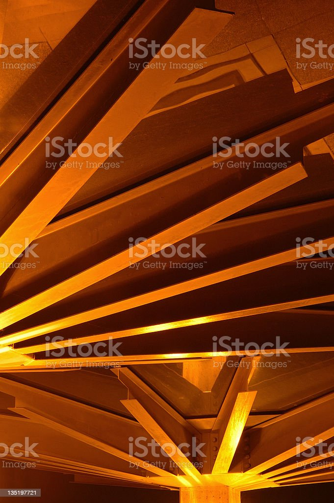 Industrial Abstract royalty-free stock photo