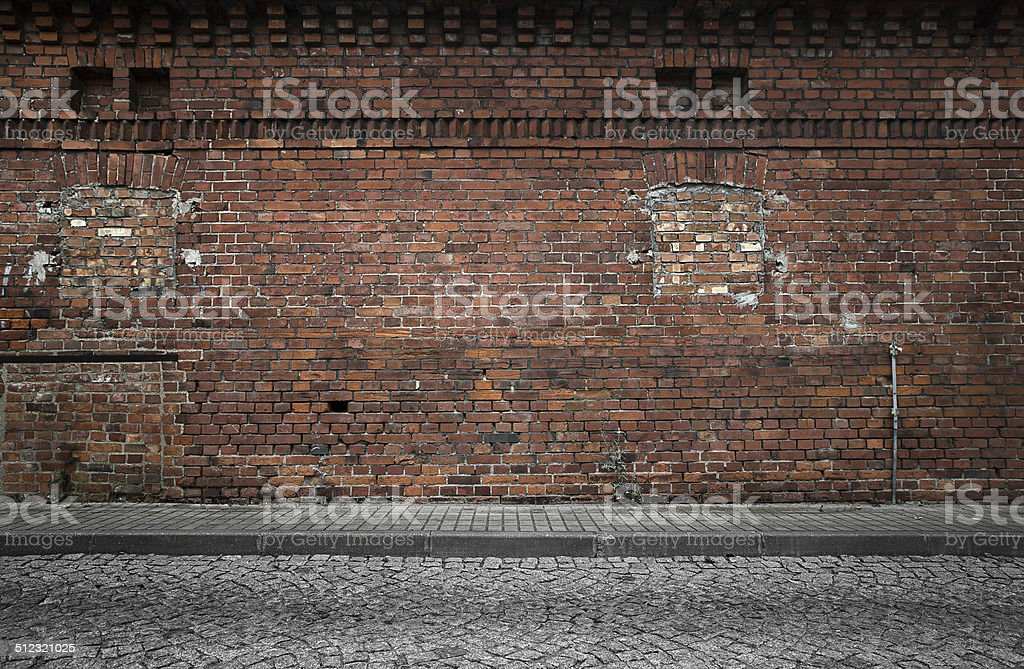 Industrial background stock photo