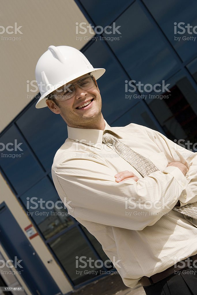 Industrial Business royalty-free stock photo