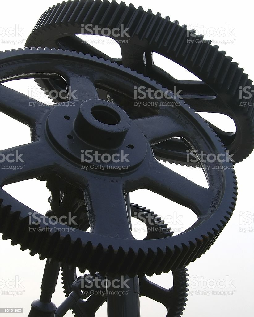 Industrial Concept Image royalty-free stock photo