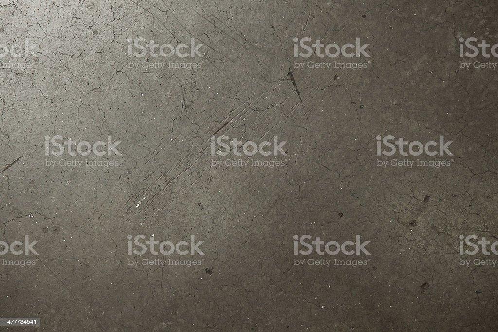 Industrial Concrete Floor Background stock photo