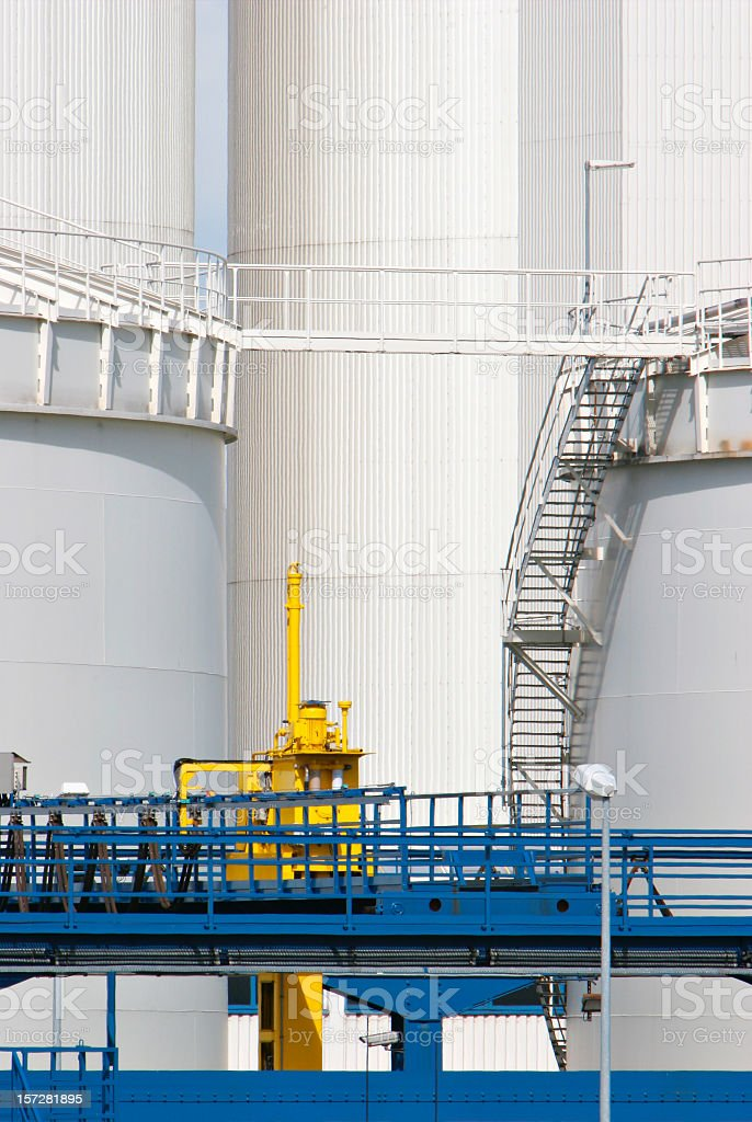 Industrial Detail royalty-free stock photo