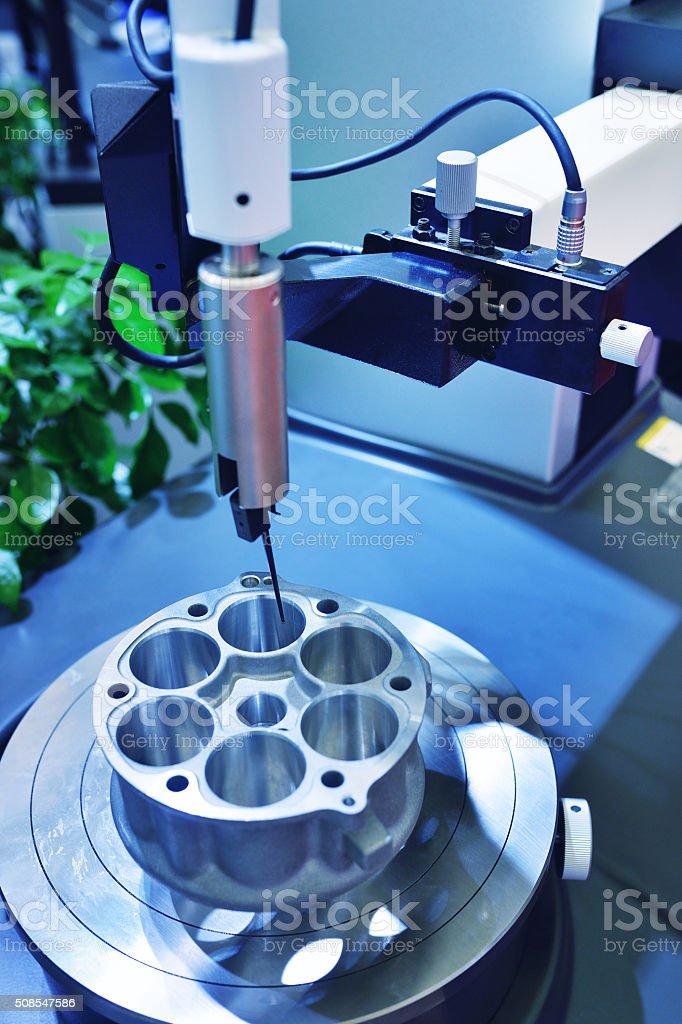 Industrial Detector stock photo