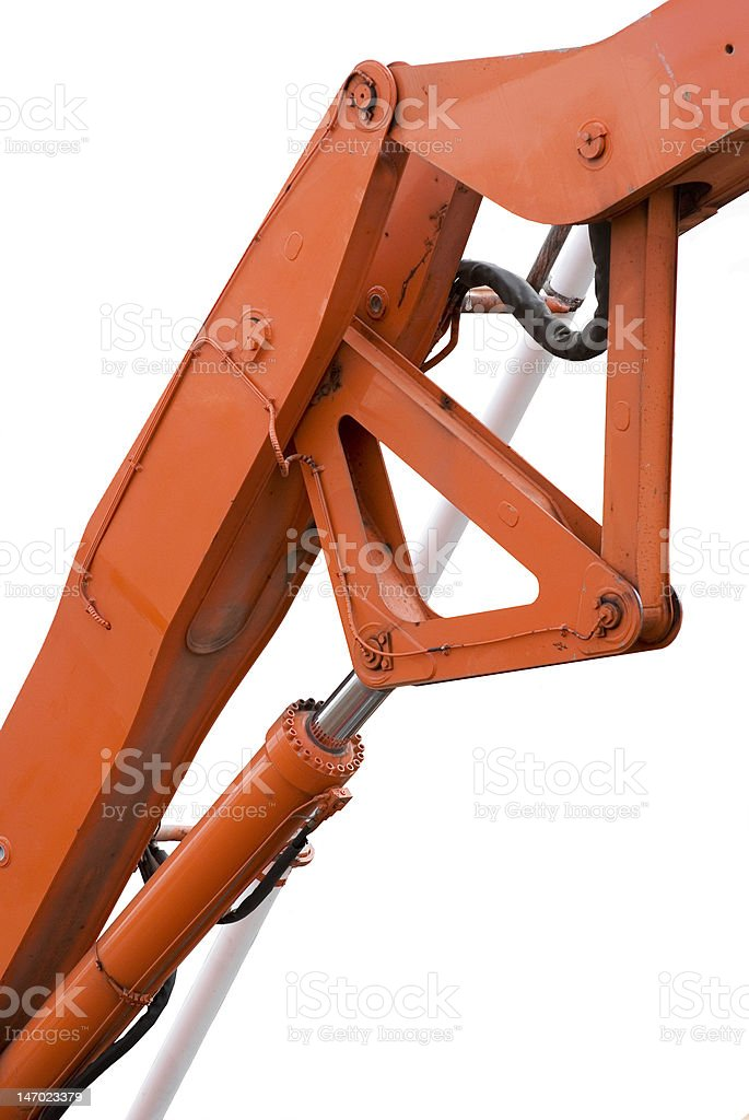 Industrial Equipment Detail royalty-free stock photo