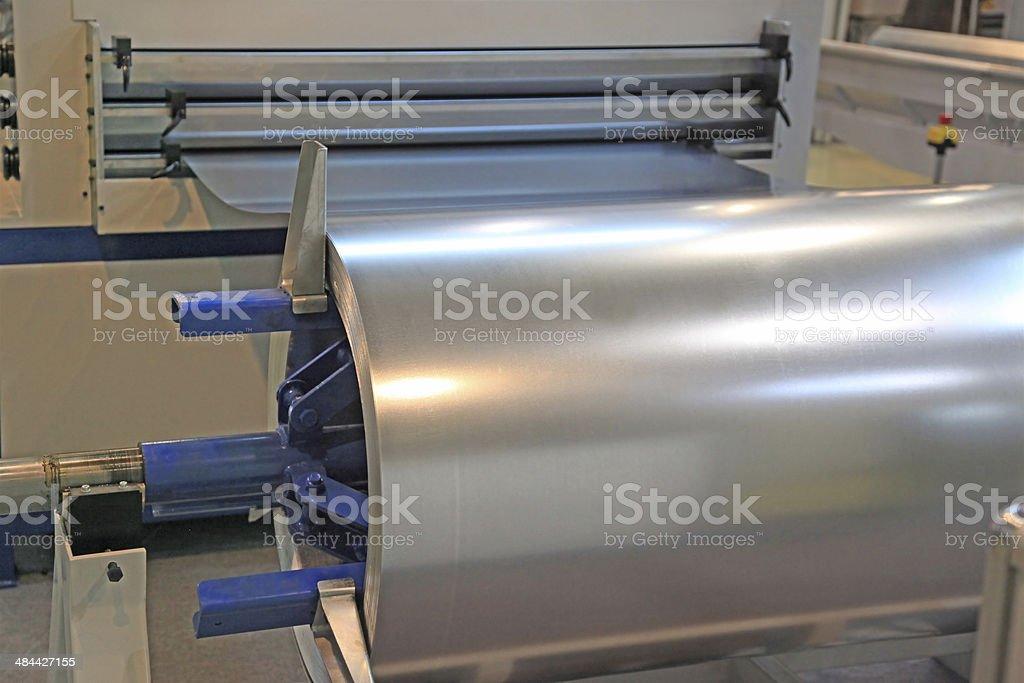 Industrial Equipment stock photo