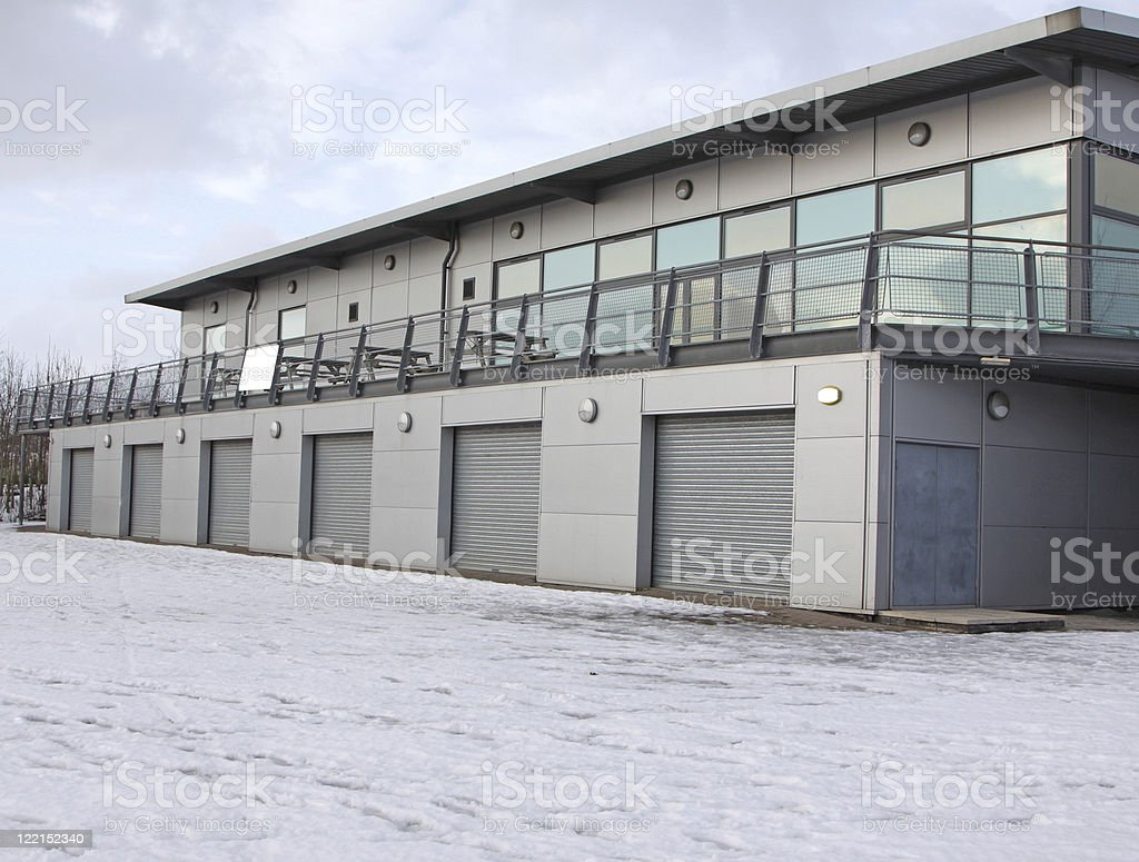industrial factory stock photo