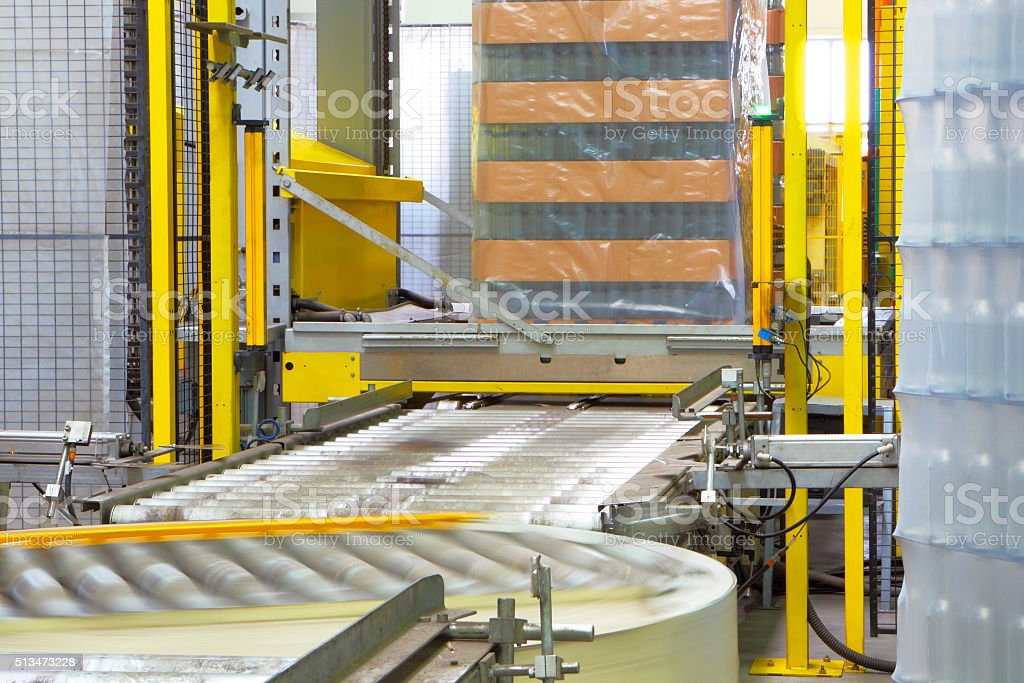 Industrial factory. stock photo