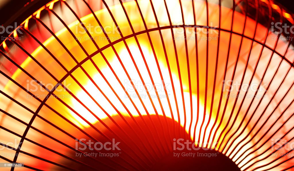 Industrial Fan stock photo